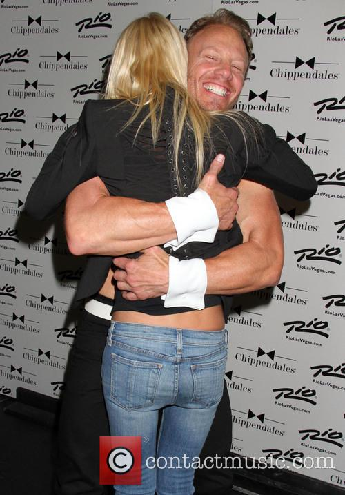 Tara Reid and Ian Ziering 2