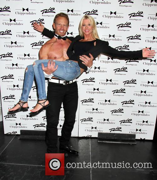 Tara Reid and Ian Ziering 5