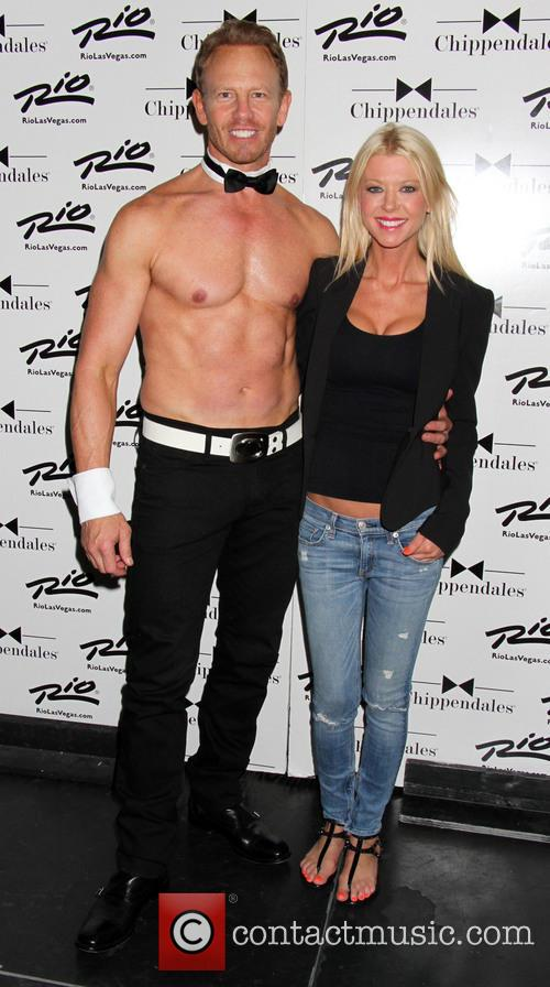 Tara Reid and Ian Ziering 6