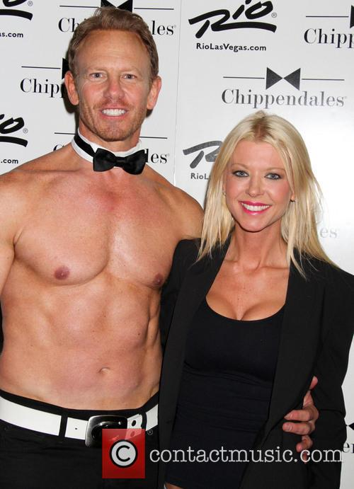Tara Reid and Ian Ziering 7