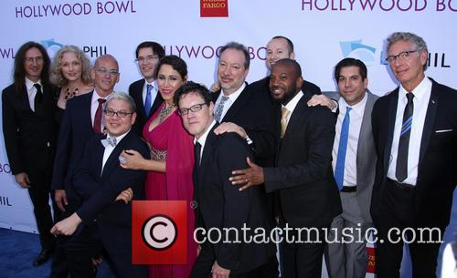 Hollywood Bowl, China Forbes and Guests 4