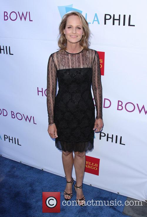 helen hunt hollywood bowl opening night and 4256398