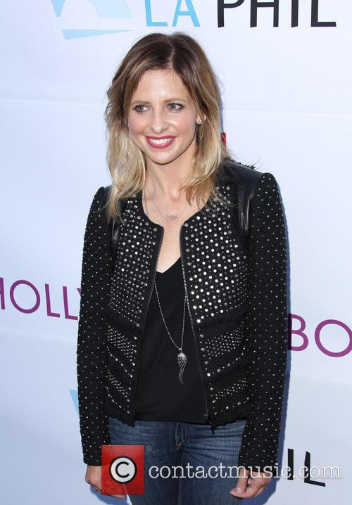Sarah Michelle Gellar, Hollywood Bowl