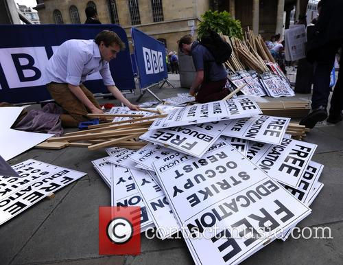 Peoples Assembly hold a national demonstration against austerity