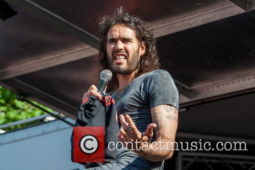 russell brand uk peoples assembly holds national 4253480
