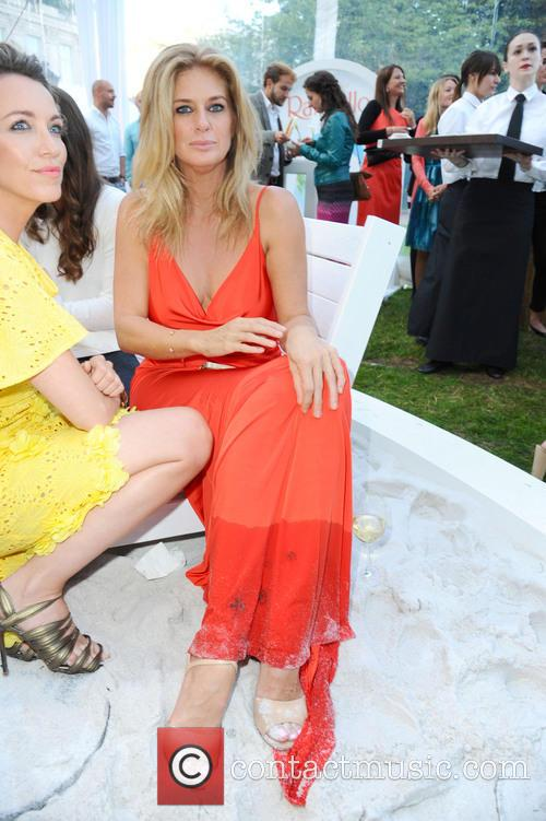 rachel hunter raffaello summer day 2014  4254101