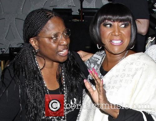 Patti Labelle and Latanya Richardson Jackson 5