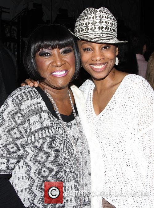 Patti Labelle and Anika Noni Rose