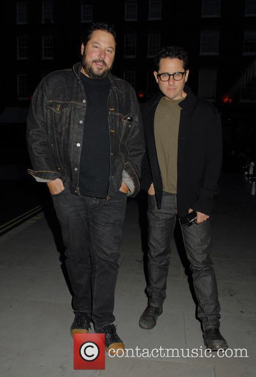Greg Grunberg and J.j. Abrams 3