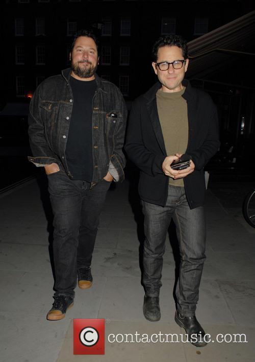 Greg Grunberg and J.j. Abrams 6