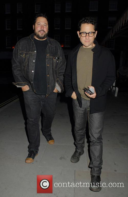 Greg Grunberg and J.j. Abrams 10