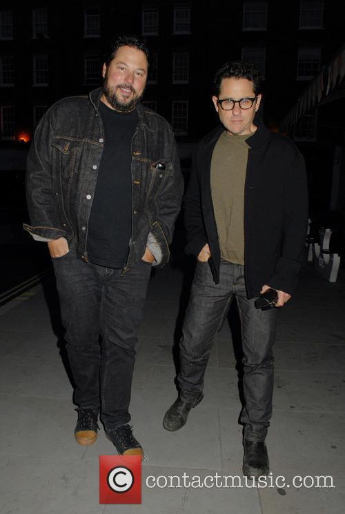 Greg Grunberg and J.j. Abrams 11