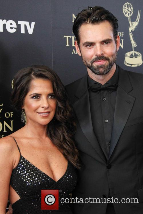 Kelly Monaco and Jason Thompson