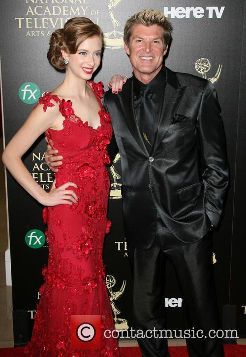 Ashlyn Pierce and Winsor Harmon