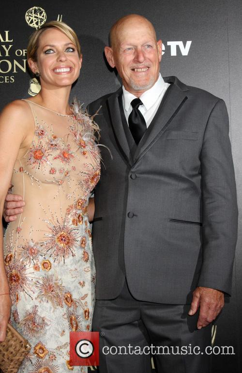 Arianne Zucker, Bary Zuckerman, Beverly Hilton Hotel, Daytime Emmy Awards, Emmy Awards