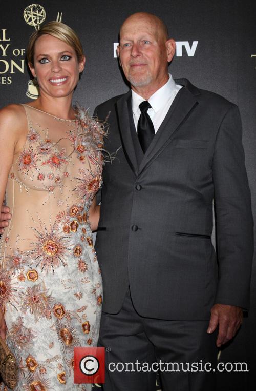 Arianne Zucker and Bary Zuckerman 1