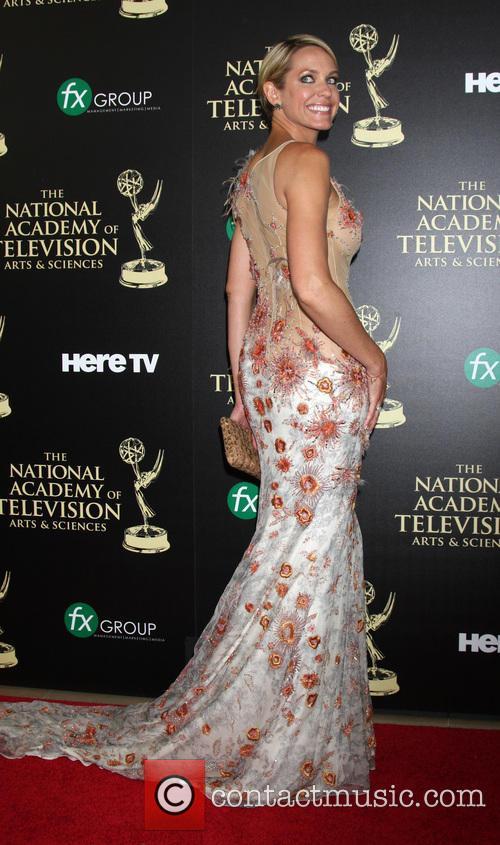 Arianne Zucker, Beverly Hilton Hotel, Daytime Emmy Awards, Emmy Awards