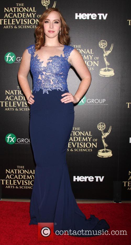 Camryn Grimes, Beverly Hilton Hotel, Daytime Emmy Awards, Emmy Awards