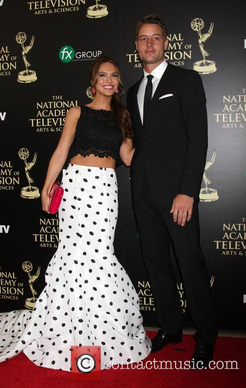 Chrishell Stause and Justin Hartley 4