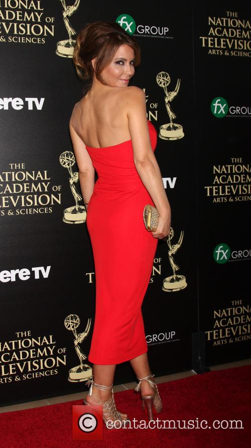 Lisa LoCicero, Beverly Hilton Hotel, Daytime Emmy Awards, Emmy Awards