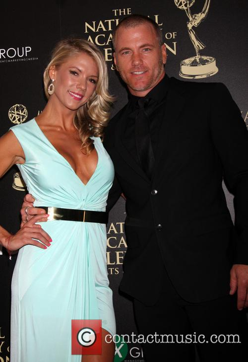 Sean Carrigan and Suzanne
