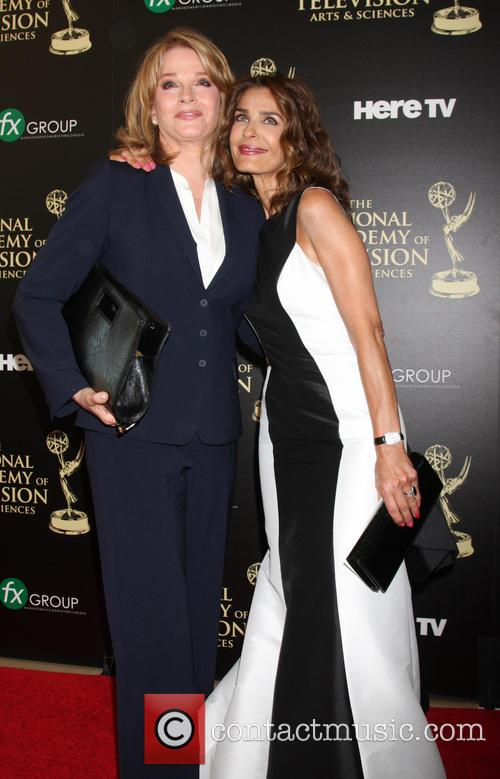 Deidre Hall and Kristian Alfonso 3