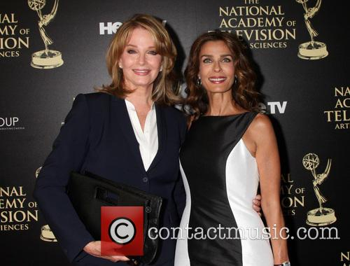 Deidre Hall and Kristian Alfonso 4