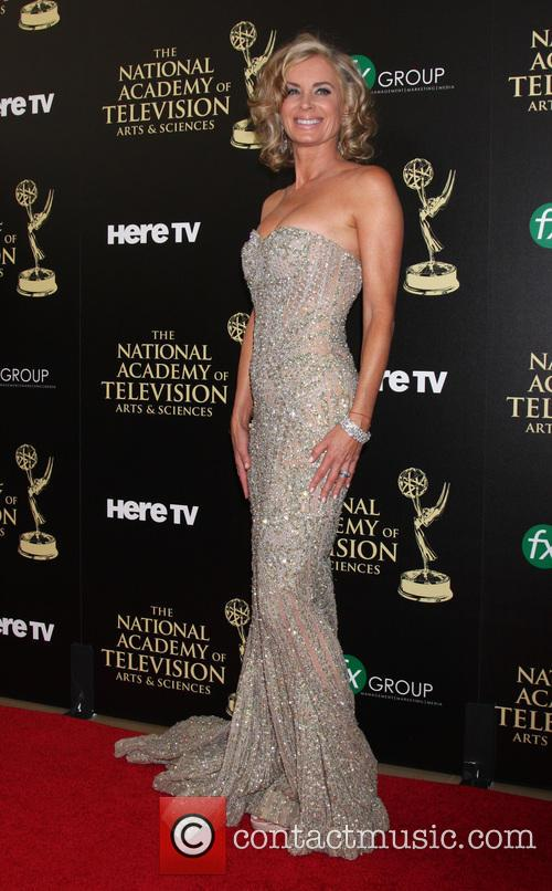Eileen Davidson, Beverly Hilton Hotel, Daytime Emmy Awards, Emmy Awards