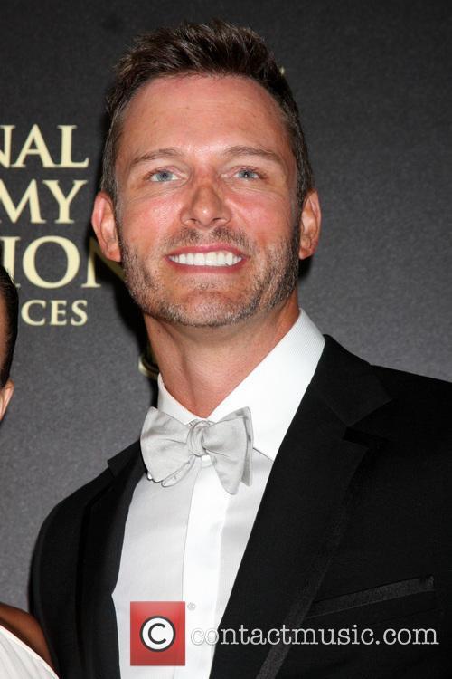 Eric Martsolf, Beverly Hilton Hotel, Daytime Emmy Awards, Emmy Awards