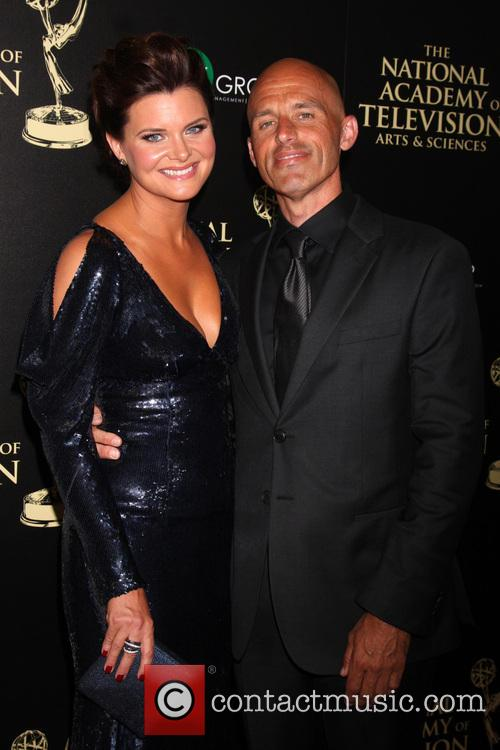 Heather Tom and James Achor 2