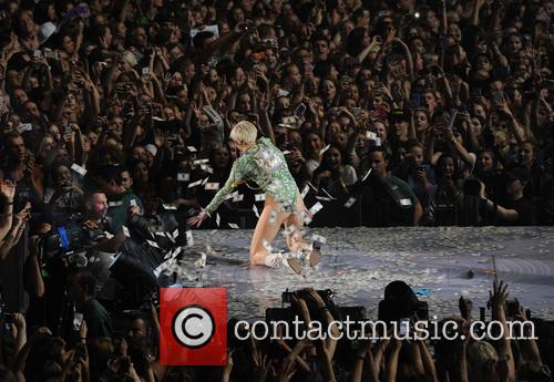 Miley Cyrus Amsterdam Concert
