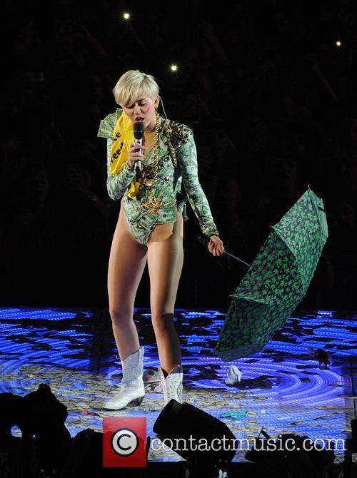 Miley Cyrus Amsterdam Concert