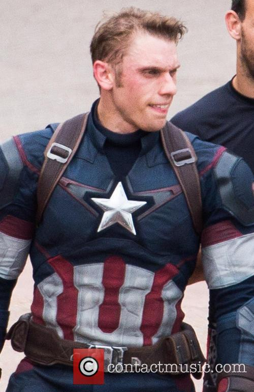 Avengers and Captian America Stunt Double 1