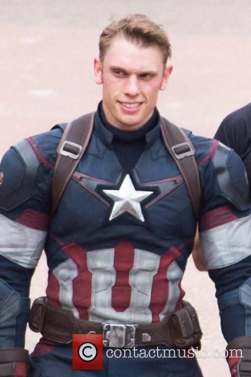 Avengers and Captian America Stunt Double 8