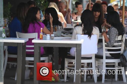 Kim Kardashian, Kourtney Kardashian and Khloe Kardashian 1
