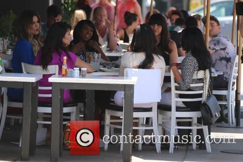 Kim Kardashian, Kourtney Kardashian and Khloe Kardashian 6