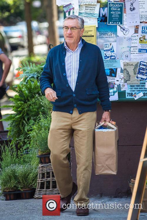 Robert De Niro, Brooklyn