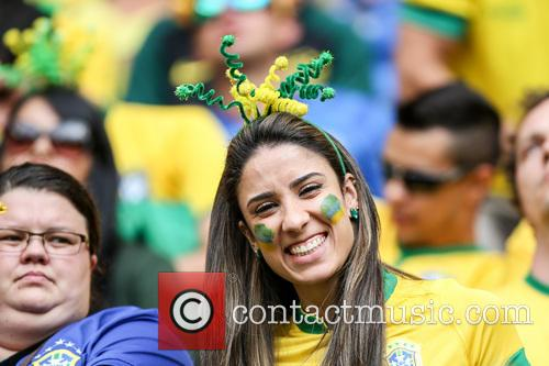Fifa World Cup, Cameroon, Brazil and Atmosphere 2