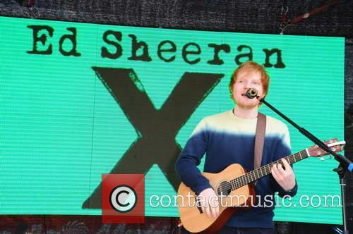 Ed Sheeran, Alexa shopping mall