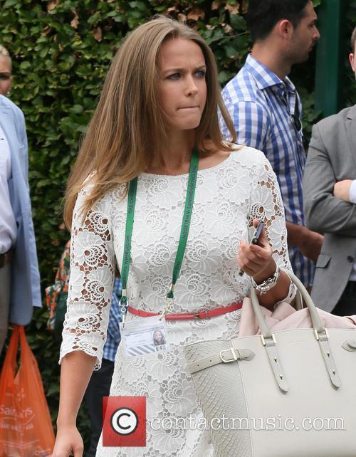 2014 Wimbledon Championships - Day 1 - Celebrity...