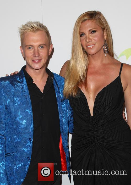 Candis Cayne and Andrew Gruver 2