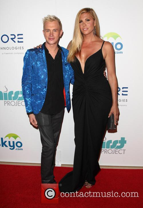 Candis Cayne and Andrew Gruver 5