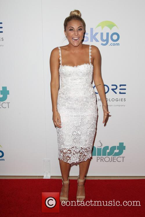 cassie scerbo 5th annual thirst gala hosted 4258634