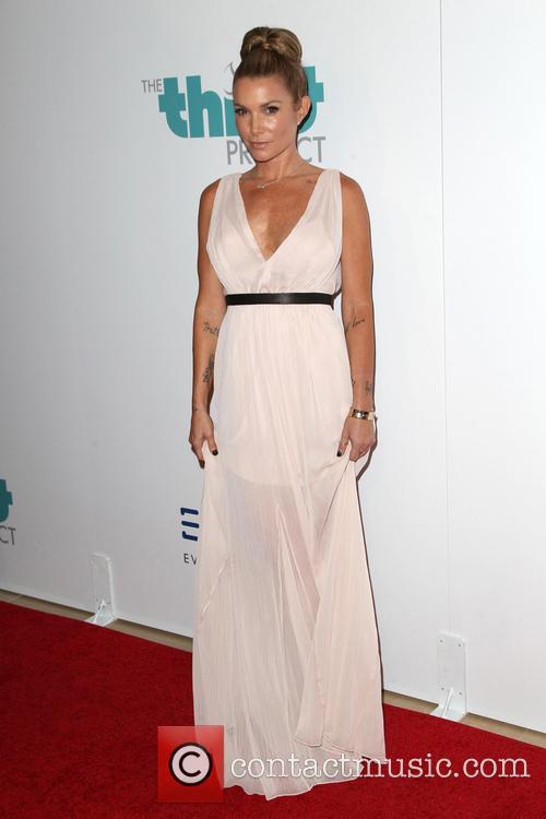 Jennifer Garner, Eden Sassoon, The Beverly Hilton Hotel