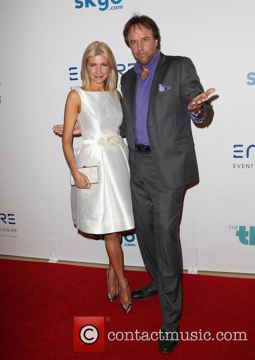 Kevin Nealon and Susan Yeagley 1