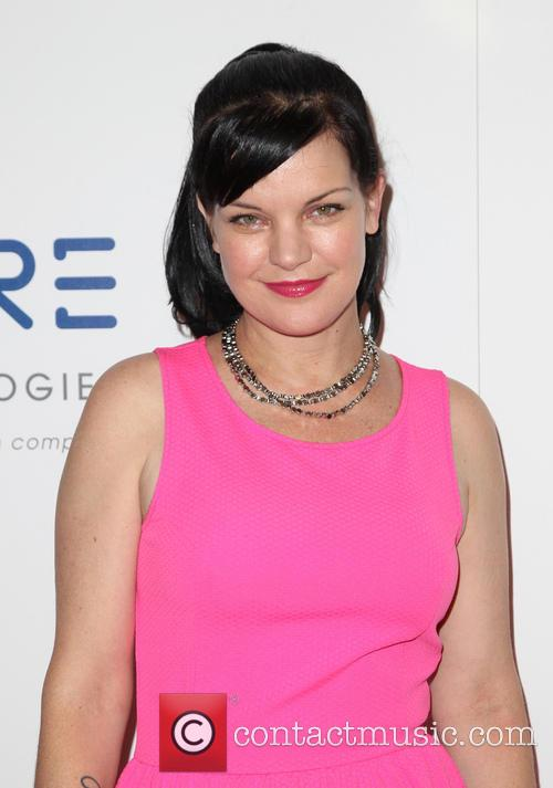 Pauley Perrette, The Beverly Hilton Hotel