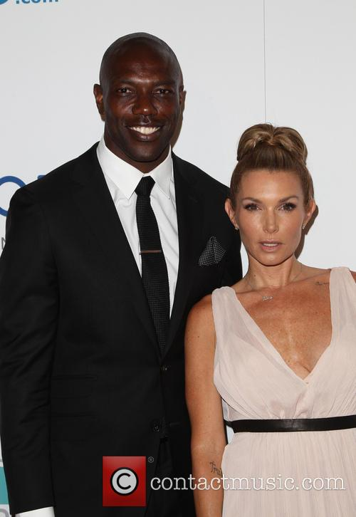 Terrell Owens and Eden Sassoon 3