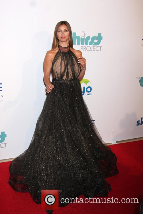 charisma carpenter 5th annual thirst gala hosted 4258695