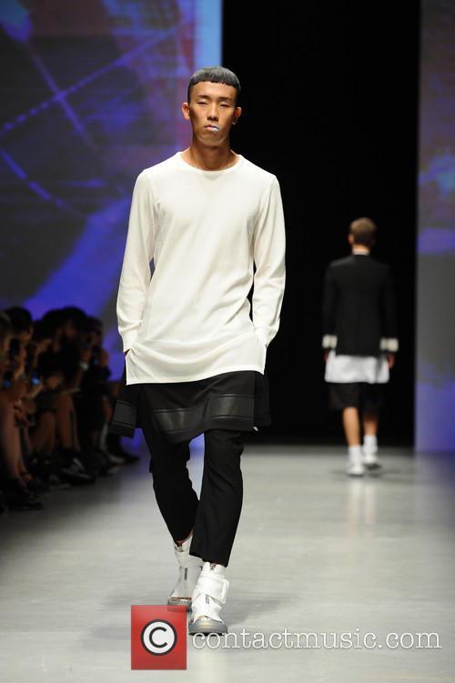 Milan Fashion Week Menswear S/S 2015 - D.Gnak