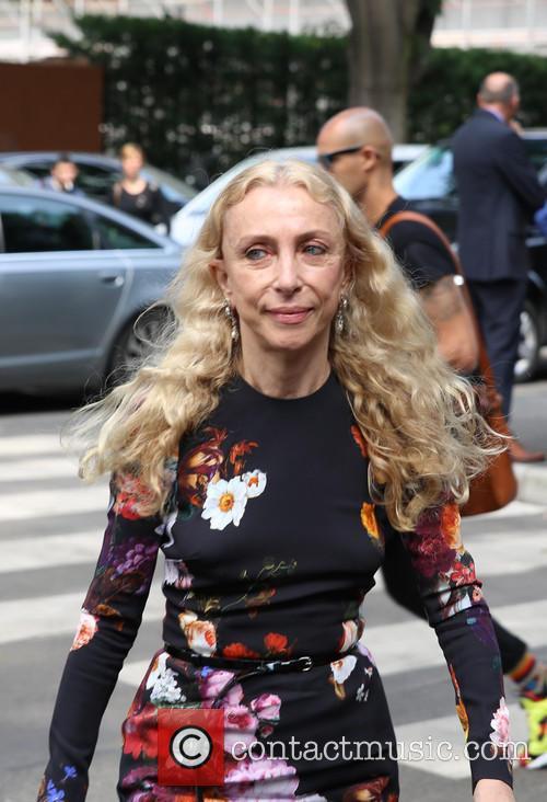 Giorgio Armani and Franca Sozzani 5
